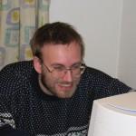 Jonas 2006 vid datorn