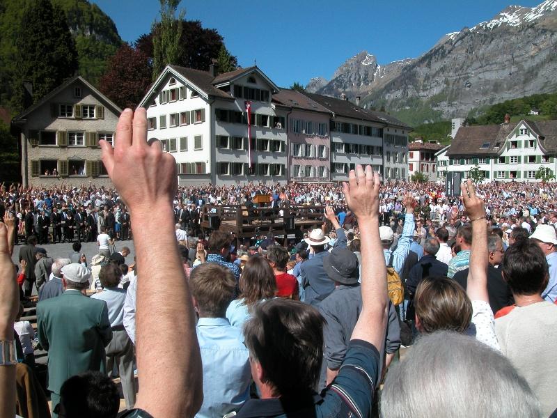 Glarner-Landsgemeinde
