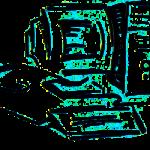 Rösta dator bred