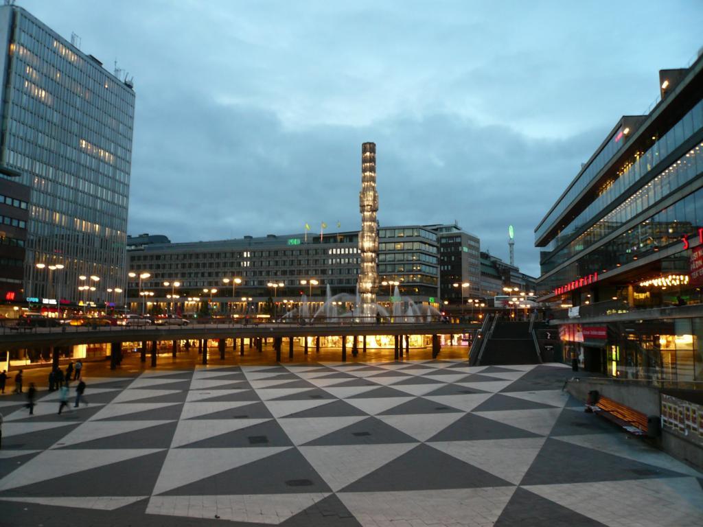 ställen i stockholm